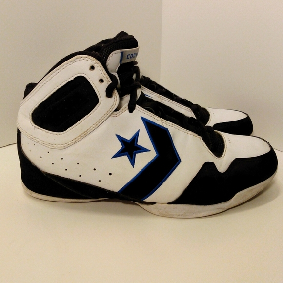 Converse Hightop Wrestling Shoes Size 6